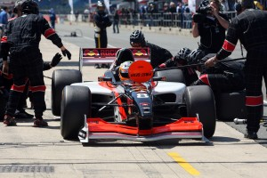 AutoGP Silverstone, England 31 May - 02 June 2013